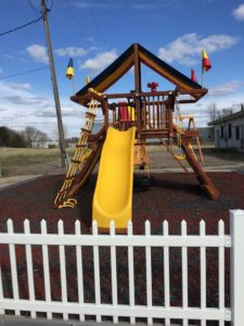 Play set, Demo, Rainbow, Wooden, West Michigan, Grand Rapids