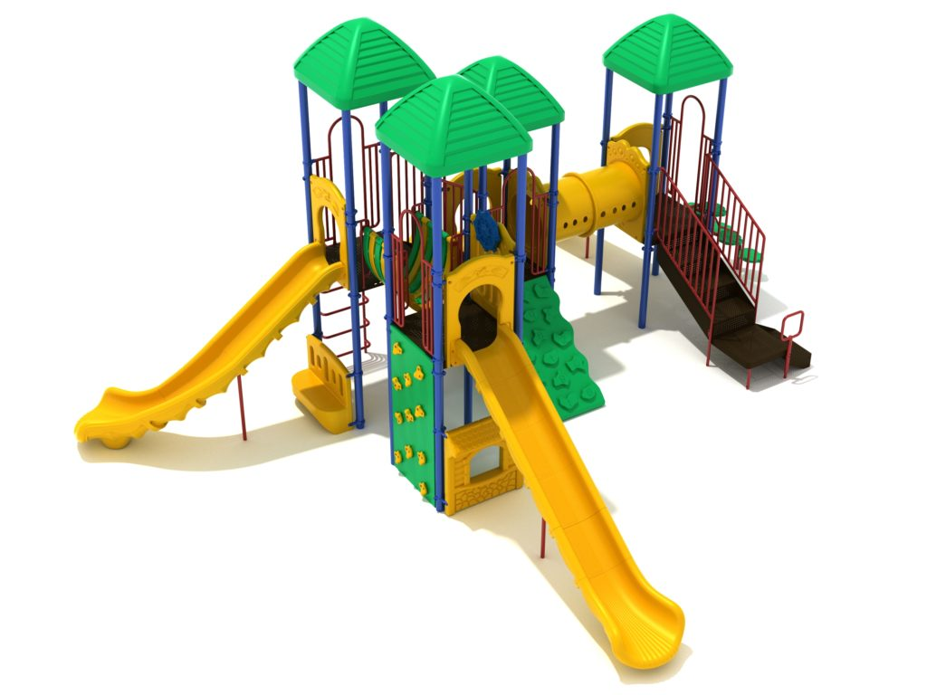 commercial playground set