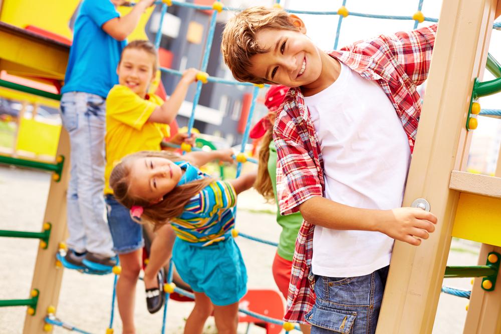 5 Reasons Kids Need Playgrounds